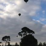 3-4-40 Club Flyout from The Dog House Hotel, Frilford Heath near Abingdon